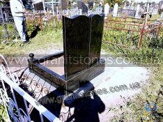 Памятник двойной на могилу из гранита