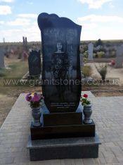 Элитный памятник из гранита для женщины