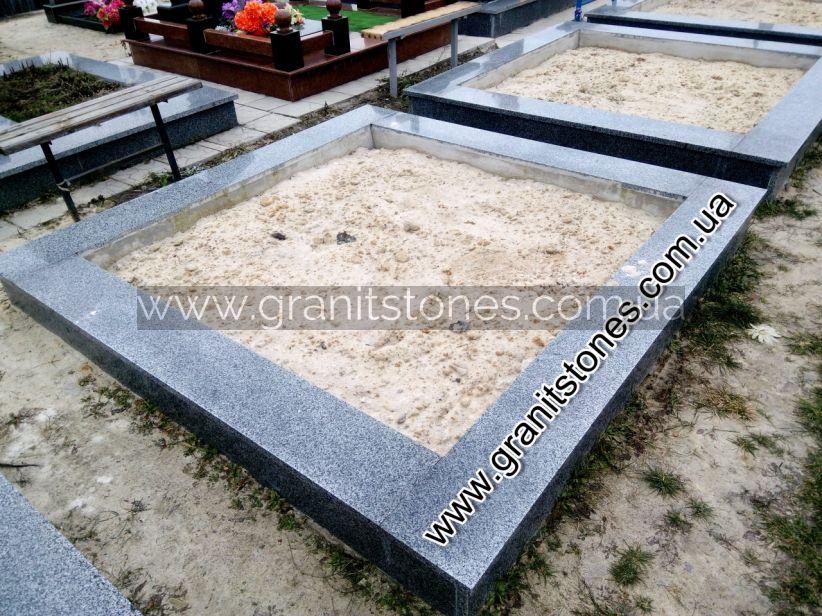 Постамент для памятника на могилу